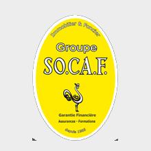 La SOCAF est partenaire de MB INVEST, administrateur de biens.